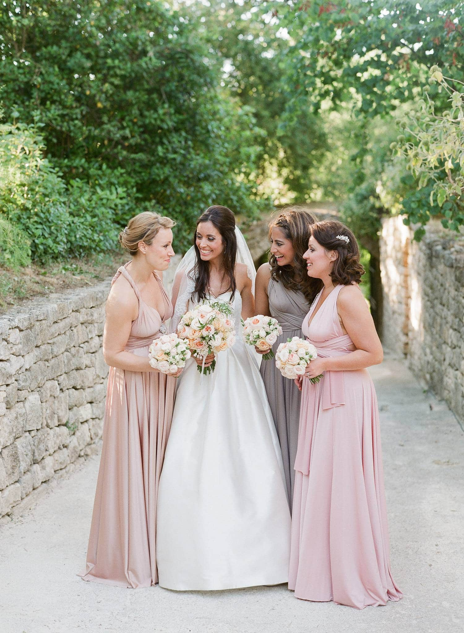 romantic provence wedding