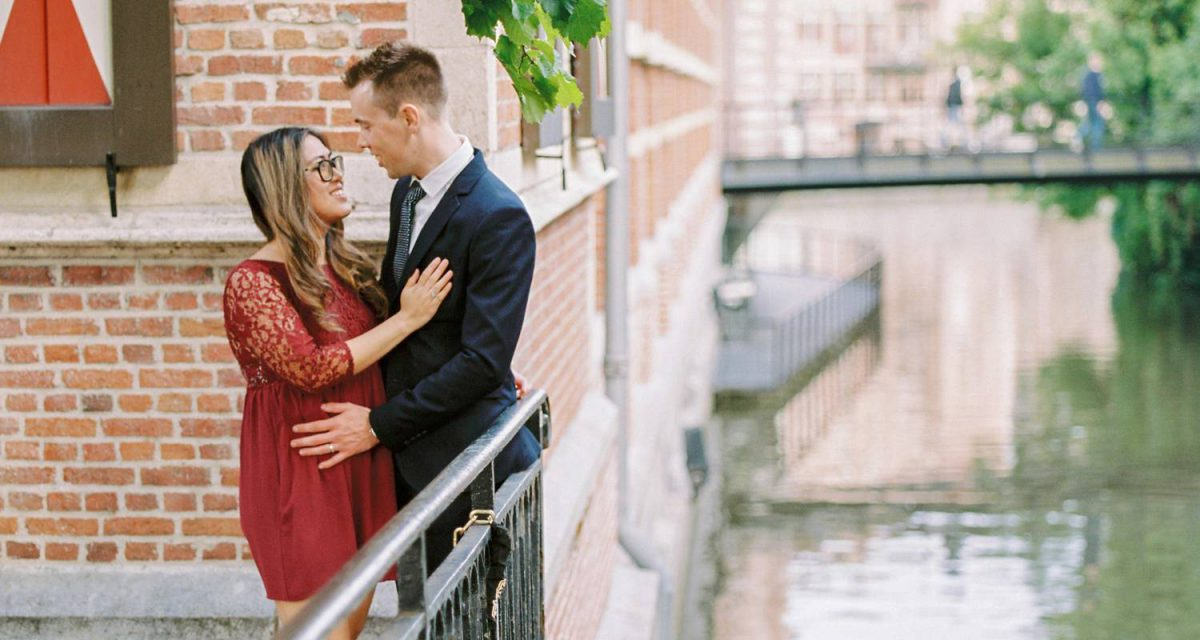 wedding photographer Bruges