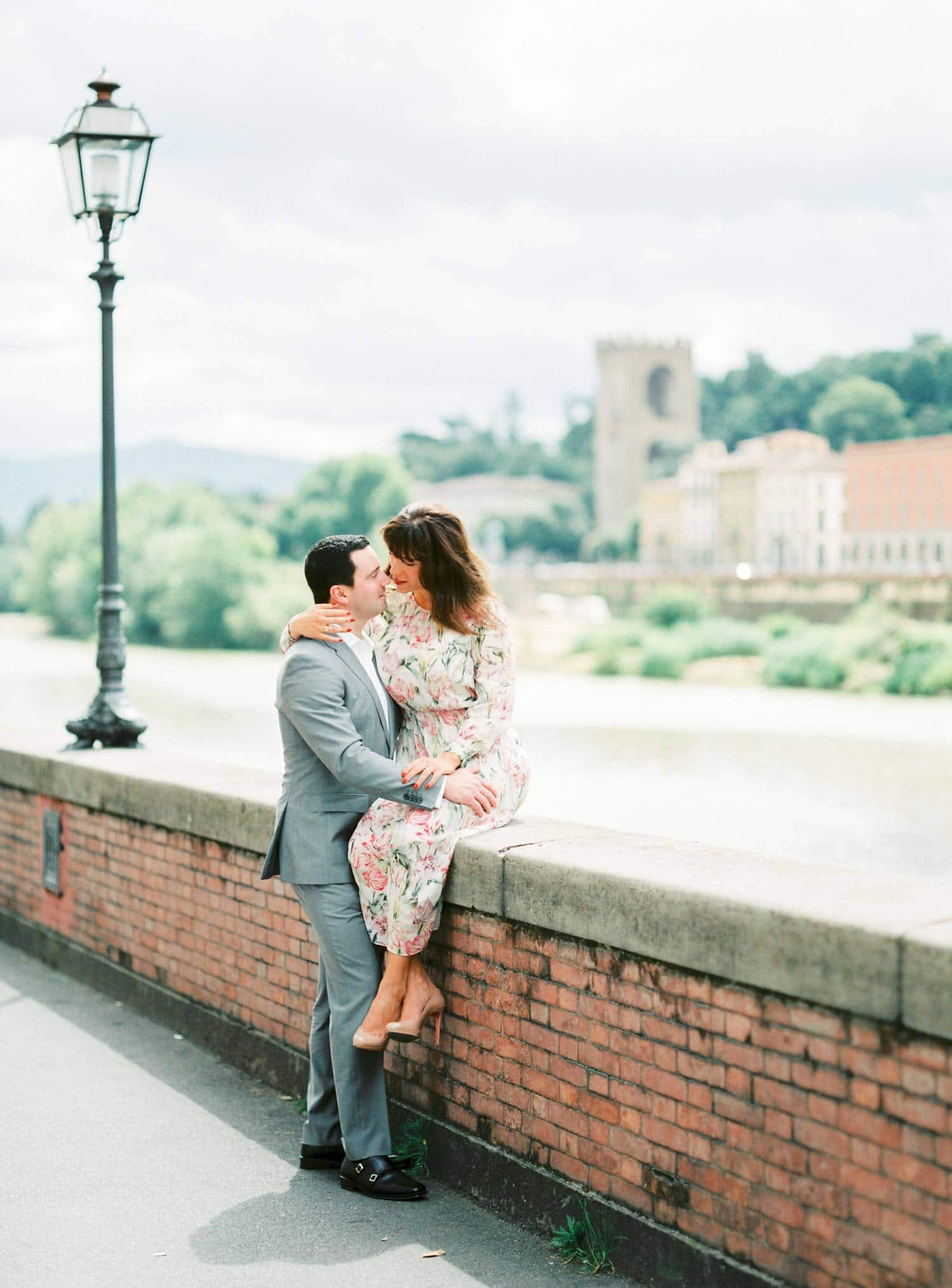 Florence engagement photographer