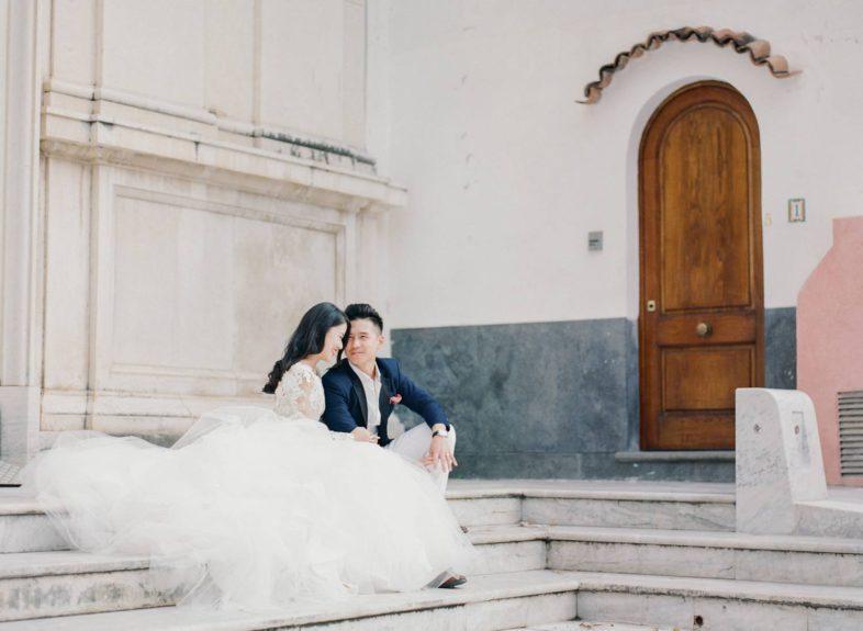 Amalfi Cast wedding photographer