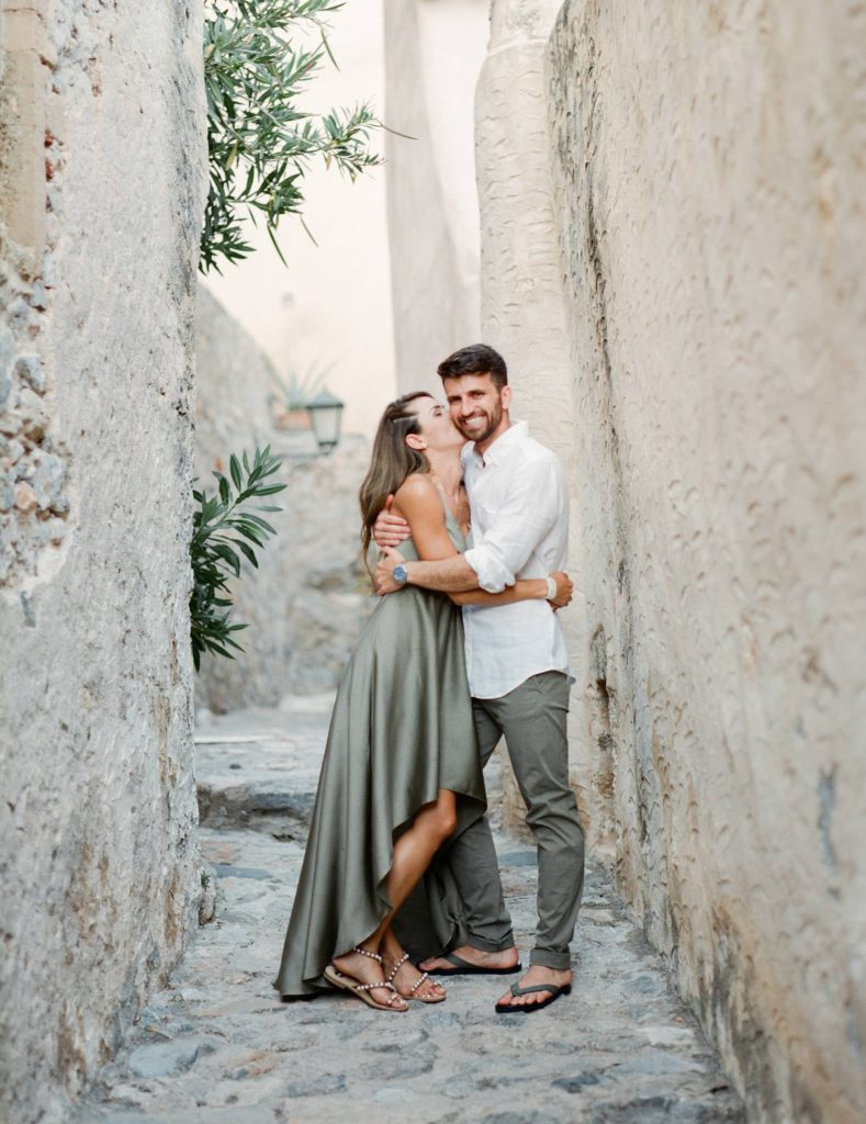 pre-wedding in monemvasia