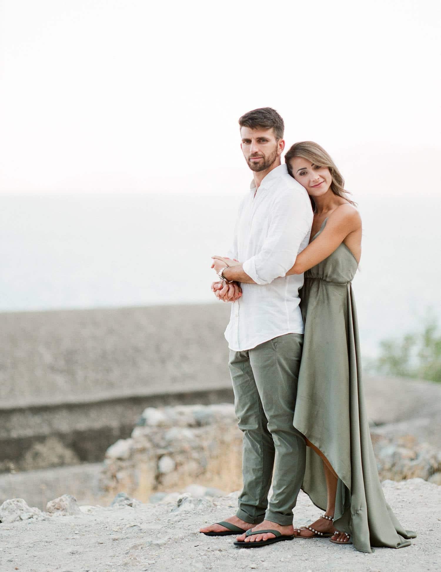 pre-wedding in monemvasia