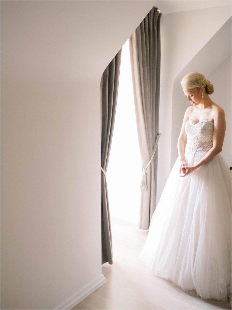 wedding day getting ready