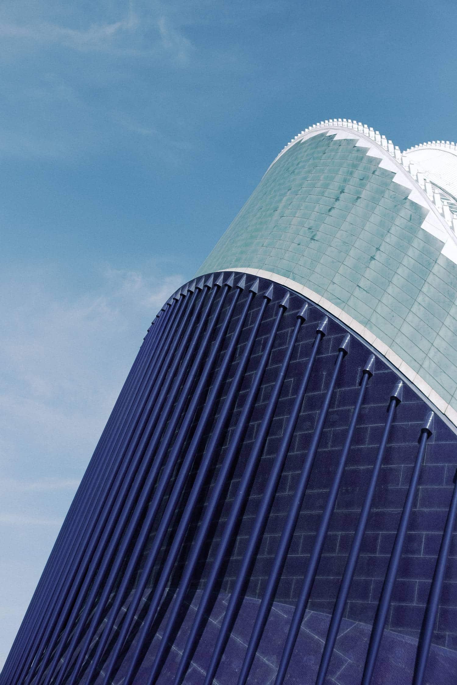 modern architecture valencia