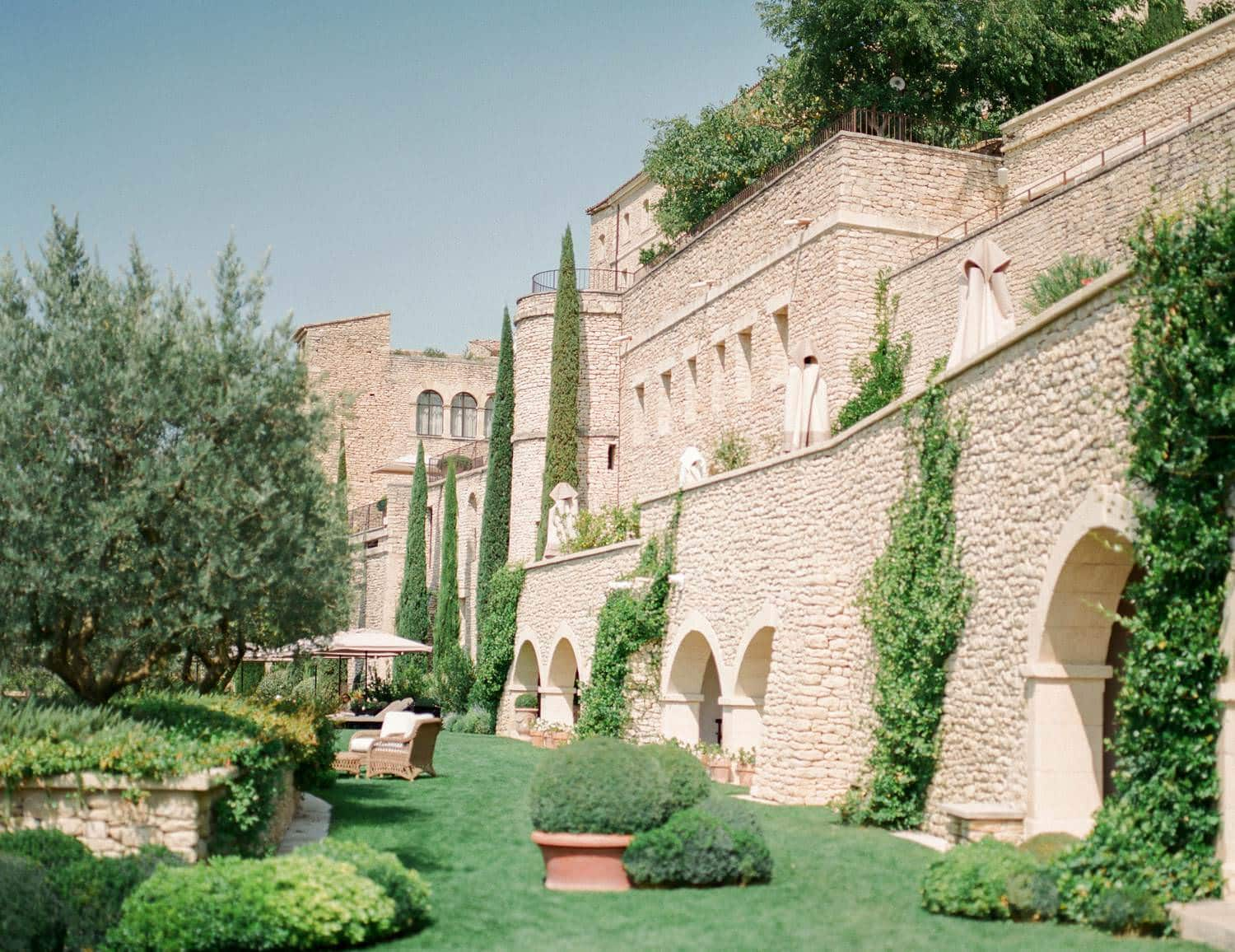 wedding venue - Bastide de Gordes