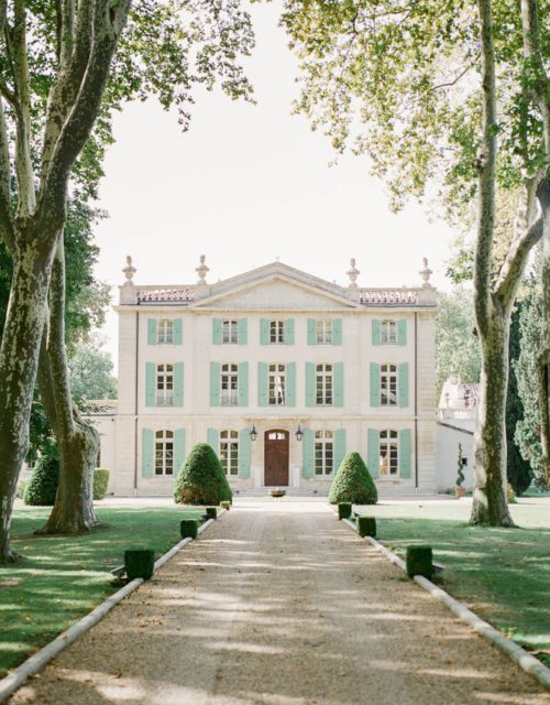 chateau de tourreau - wedding venue