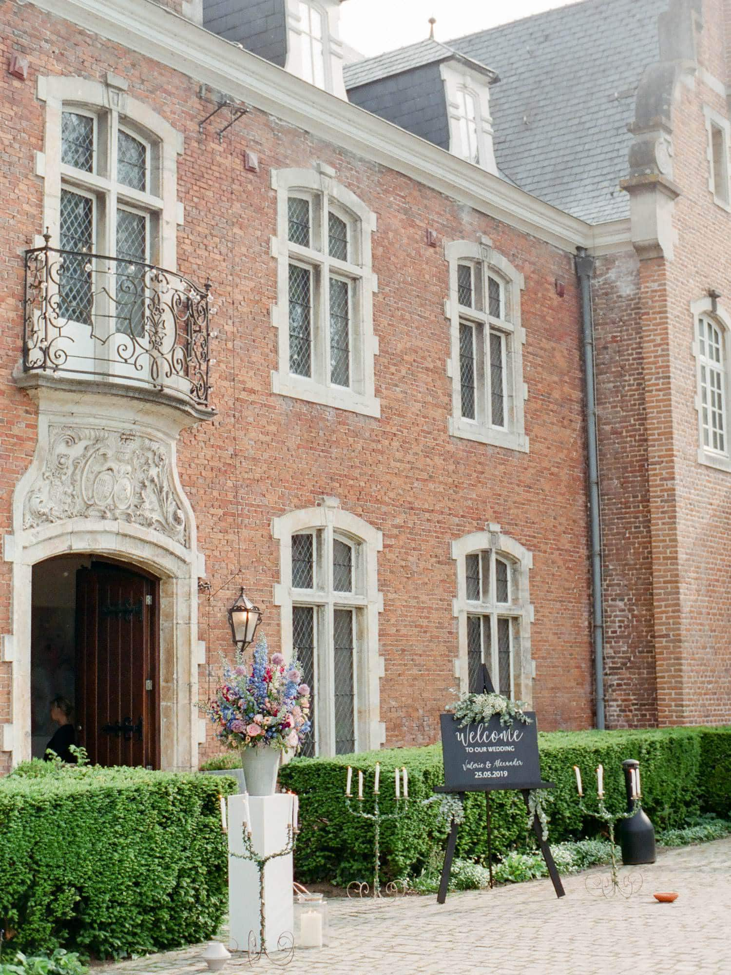 Heelijckyt Van Elsmeren - wedding venue