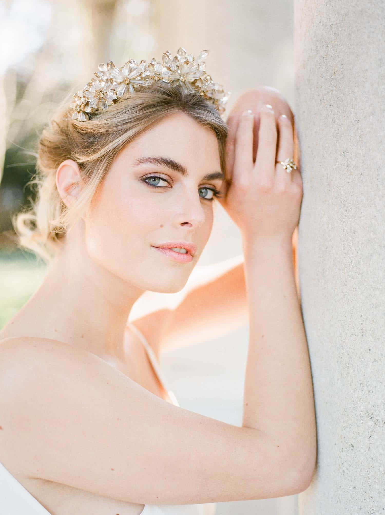 spring wedding editorial