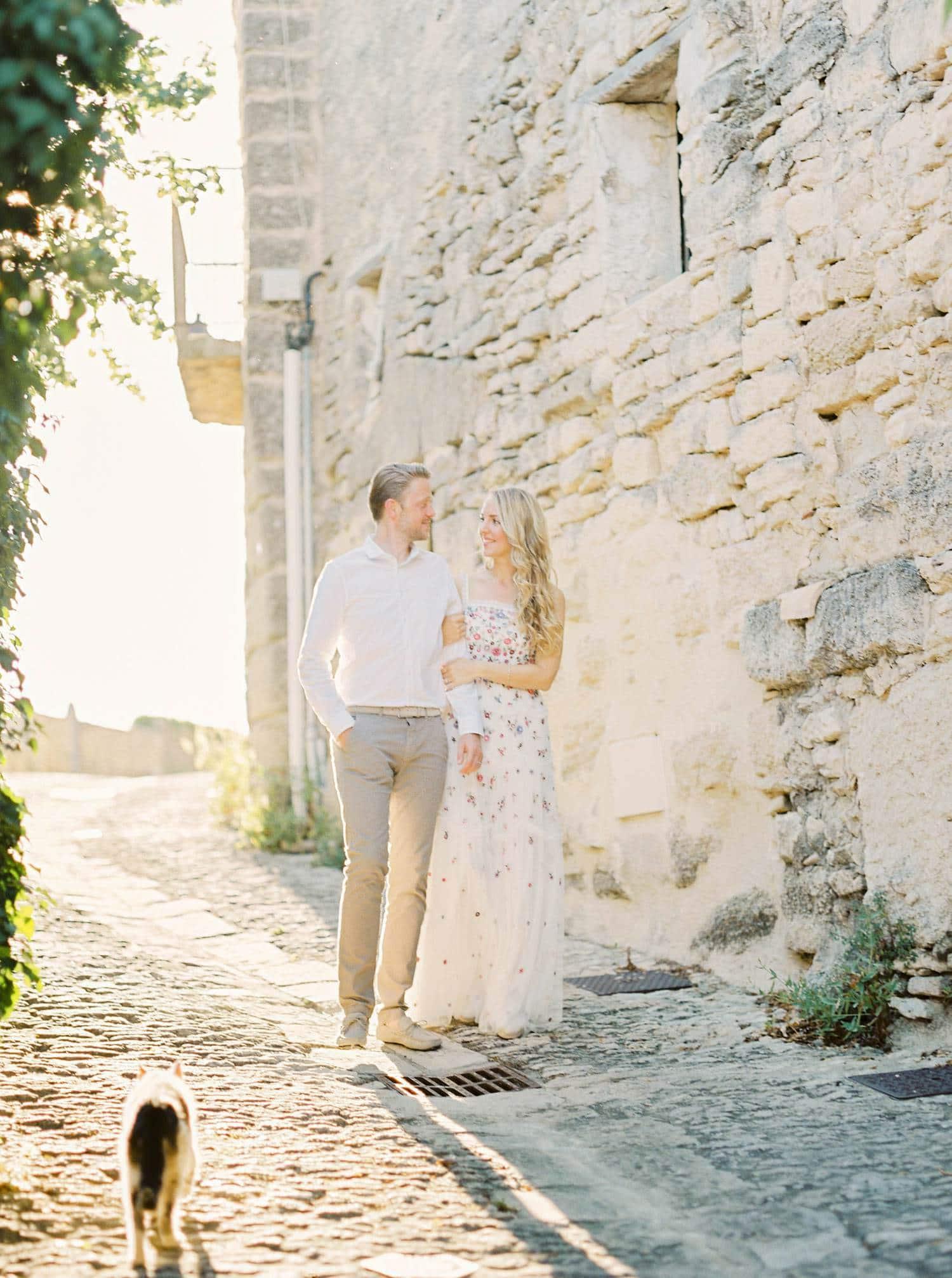 Portrait session Provence