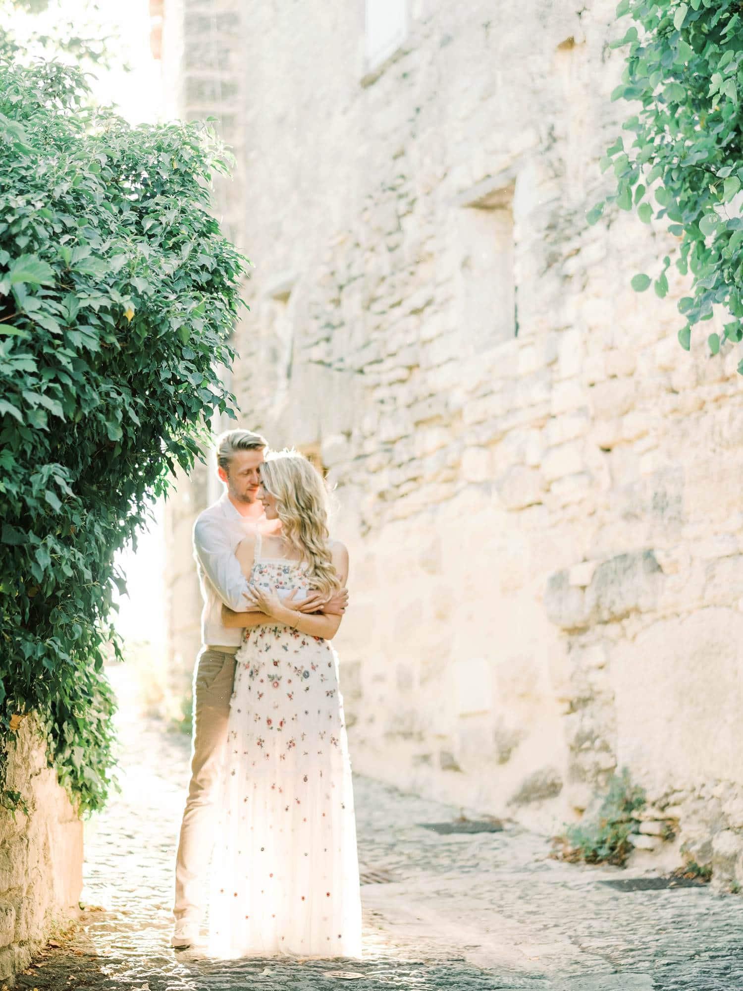 Provence portrait session